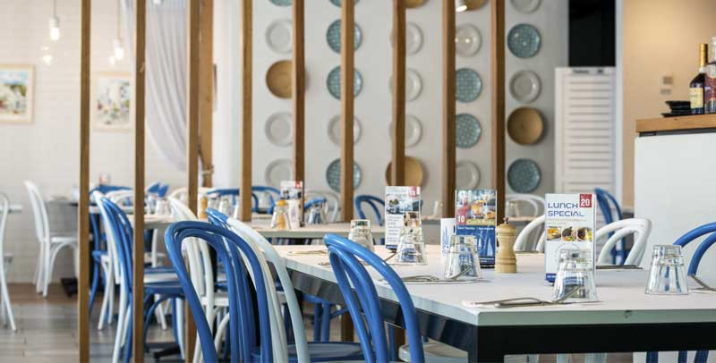 best restaurants docklands