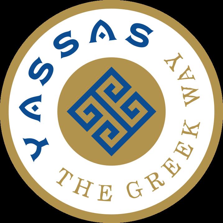 Yassas the greek way logo