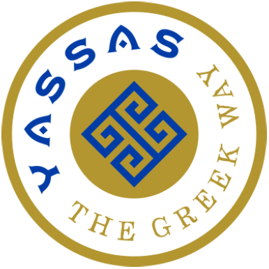 Yassas the greek way logo