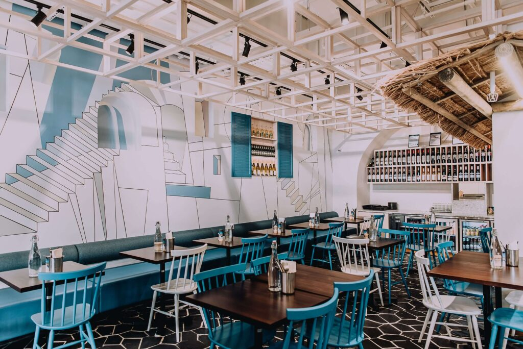 Yassas Greek Restaurant That Offers Happy Hour