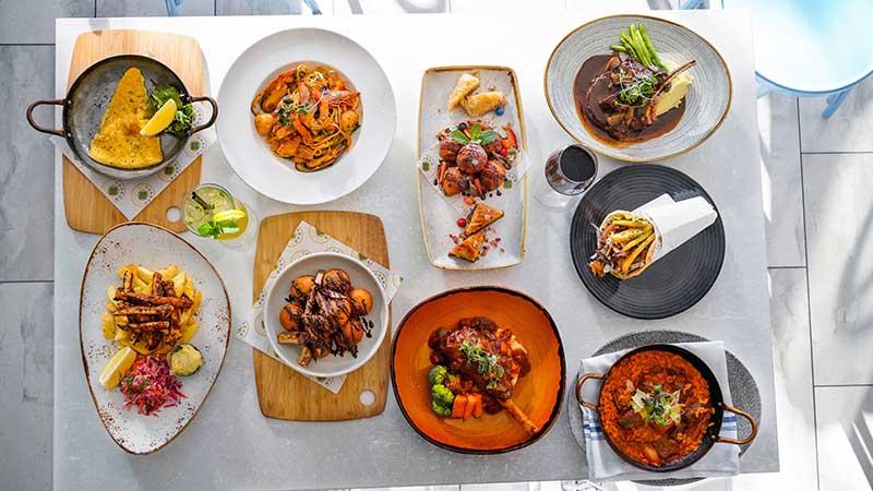 Exquisite Greek Cuisine at Yassas Southbank